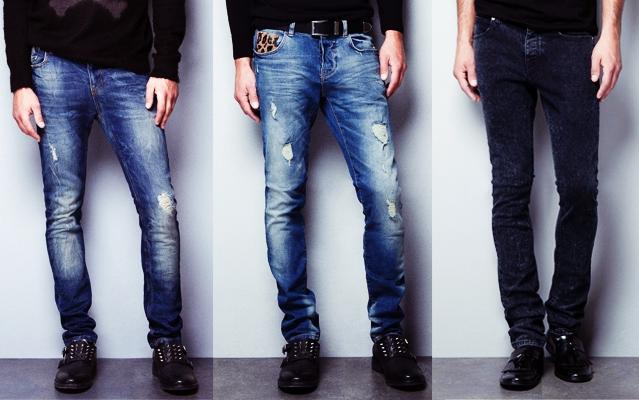 9c457cd58b Zara Faded Jeans 13 995 Ft / Zara Distressed Jeans 13 995 Ft / Zara Black  Textured Jeans 12 995 Ft