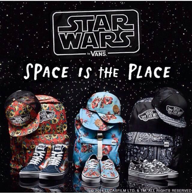 Ezeket a cipőket keresed! – A Vans Star Wars-témában erősít  509eef0afa