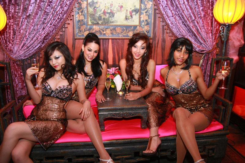азиатский картинки клуб вид
