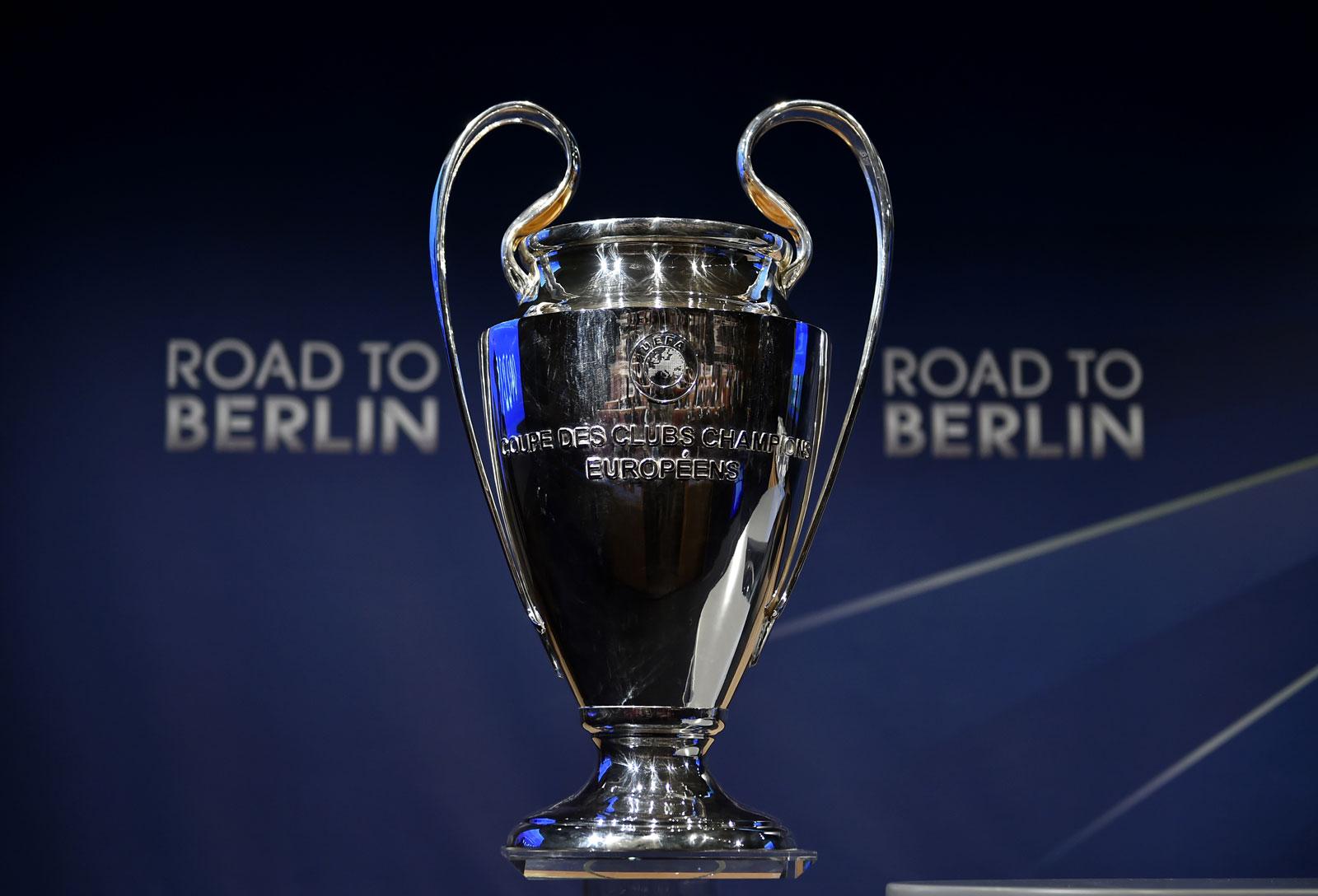Brutális BL-sorsolás: Man. City–Barca és PSG–Chelsea a ...