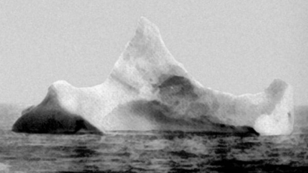 iceberg, titanic, ocean