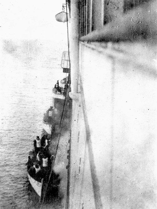 titanic, survivor, RMS Carpathia, steamboat