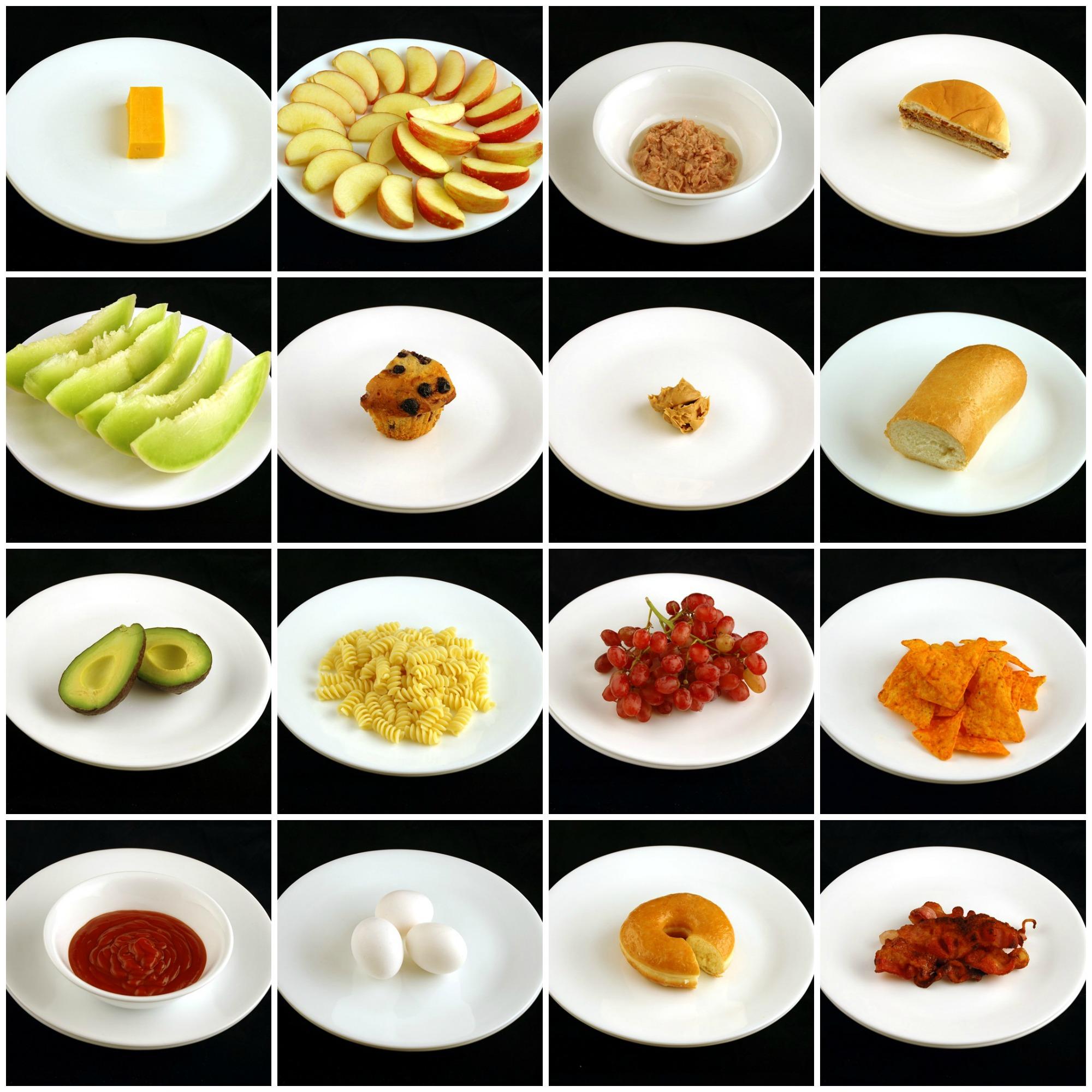 Így néz ki kétszáz kalória különböző ételeken és italokon..
