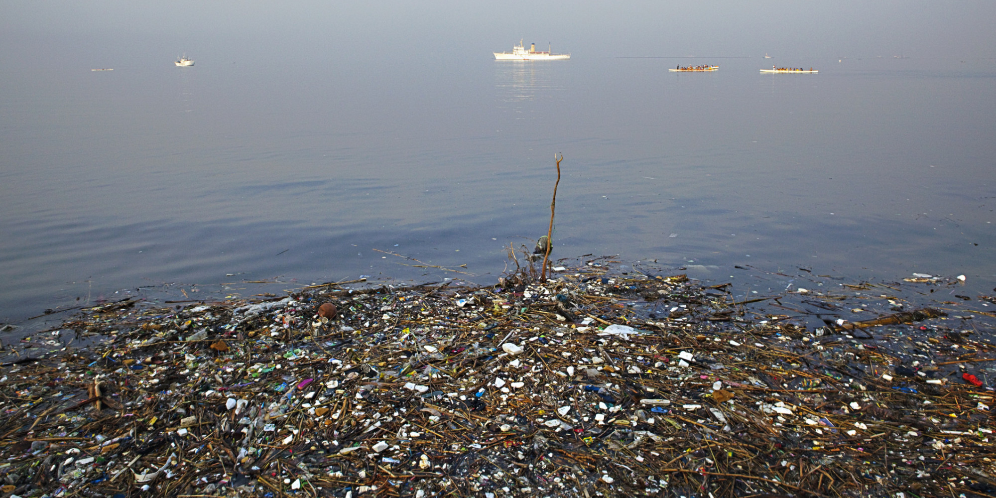The Great Pacific Garbage Patch was the myth we needed to Eastern pacific garbage patch photos