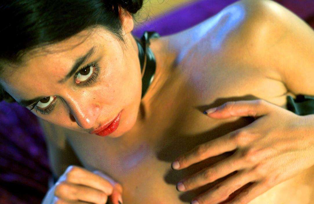 Szexi ében lányok pornó