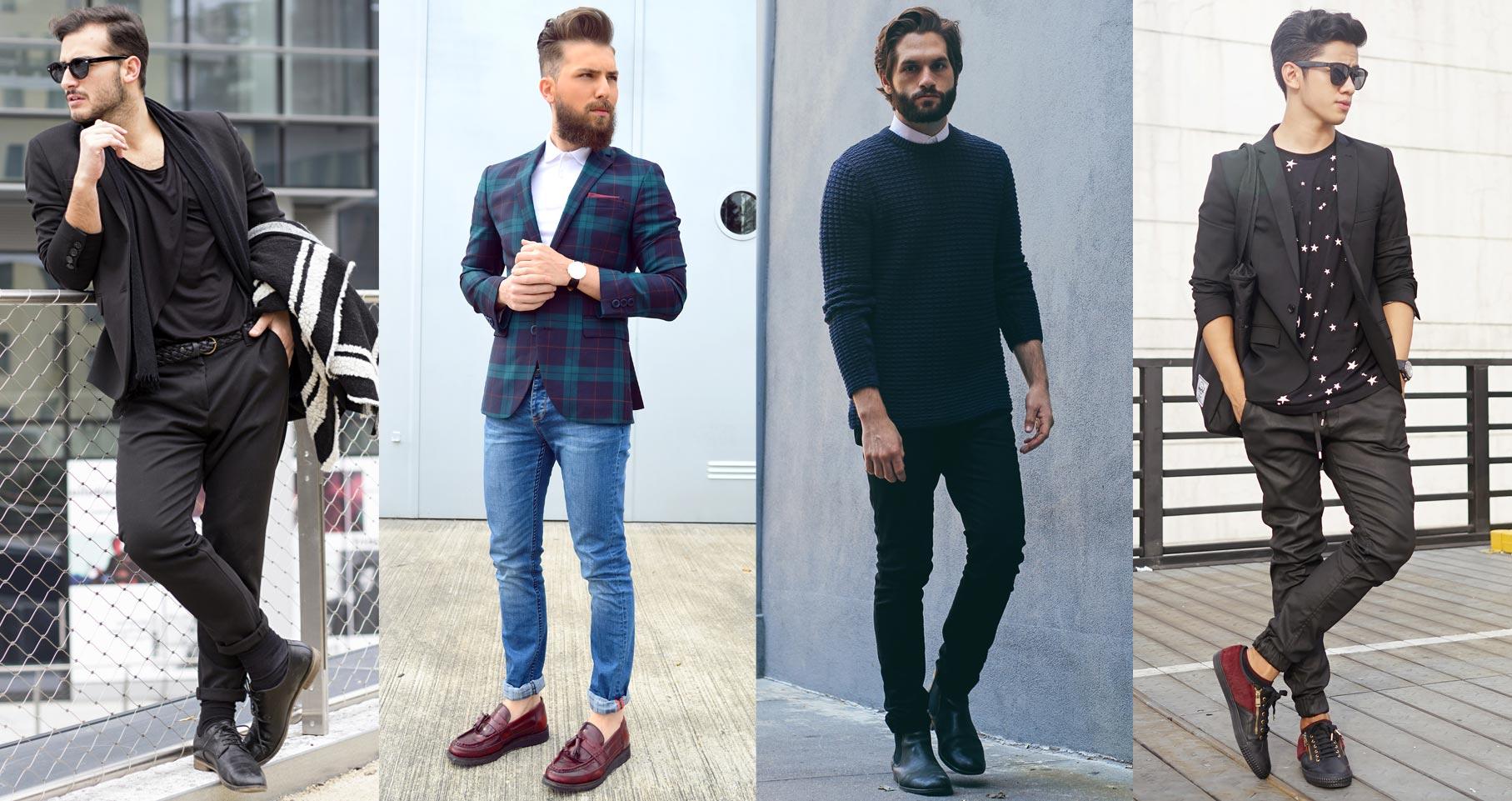 Стиль куртки кожаные