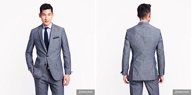 ef6f98dbb8 A duplán hajtott hátú öltönyök modern és divatos megjelenést biztosítanak