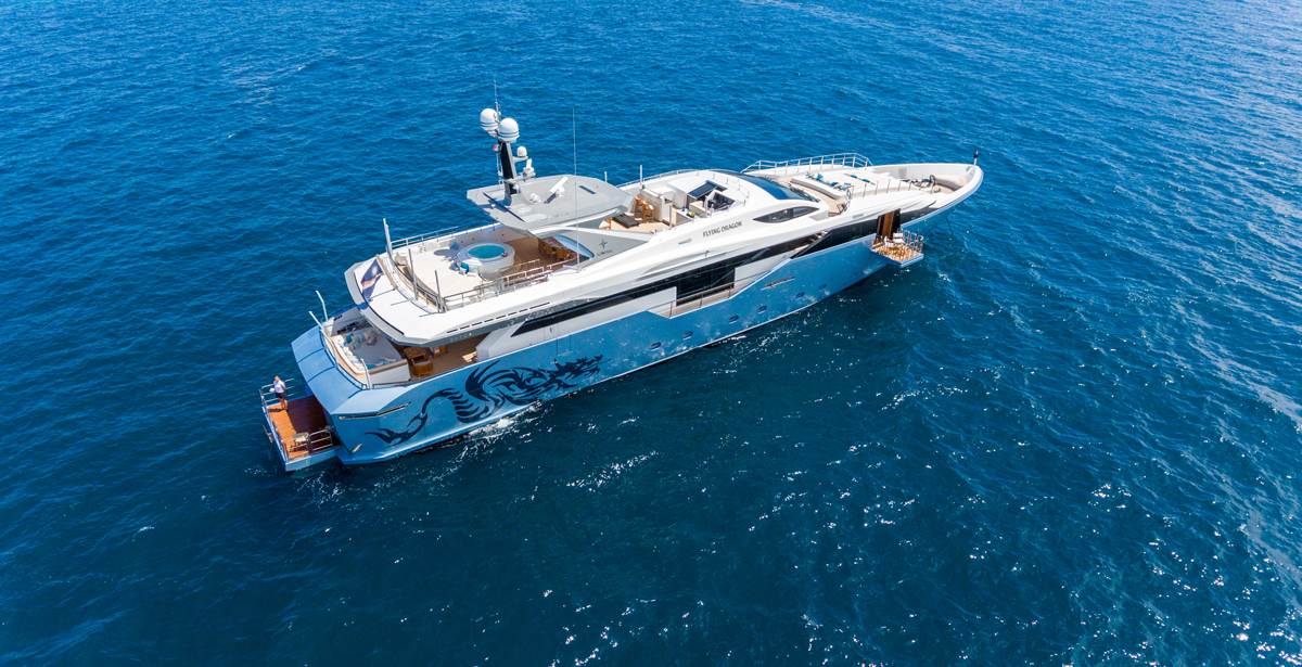 luxury, yacht, billionaire, jacuzzi, highlife, luxurious, ocean, sunshine, party, flying dragon
