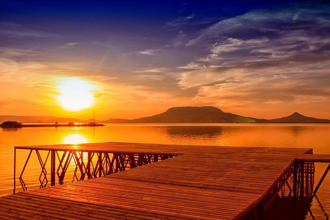 """Képtalálat a következőre: """"naplemente balaton"""""""