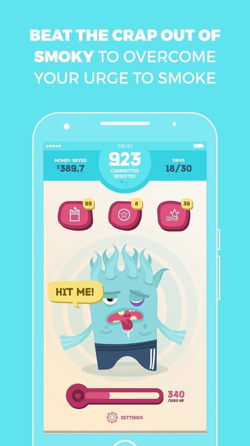 android app hogyan lehet leszokni a dohányzásról)