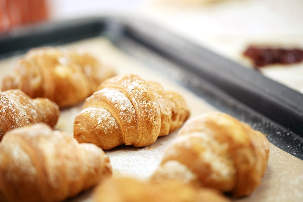 croissant-dough