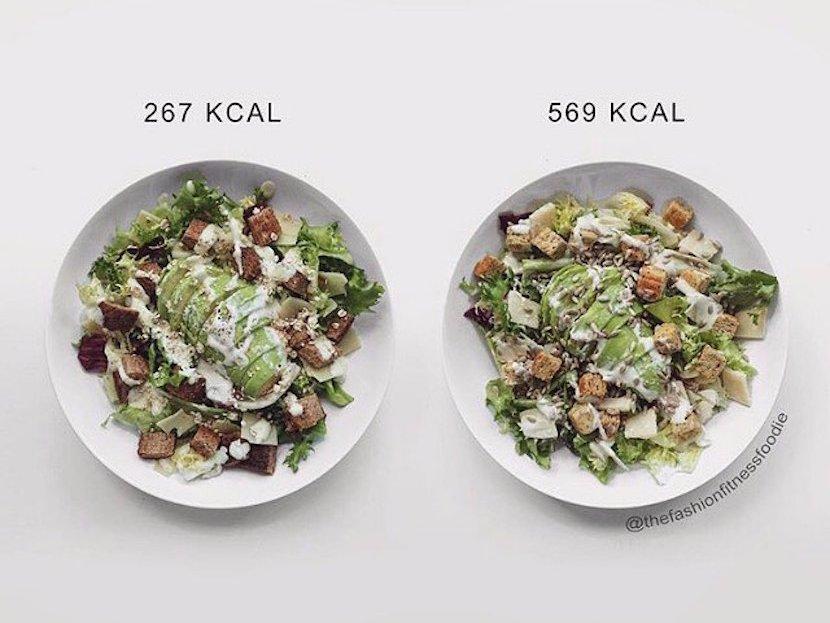 Ez a fitneszblogger megmutatja, miért nem a kalóriáktól..