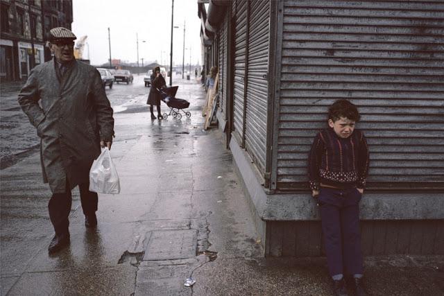 Glasgow a nyolcvanas években nem lehetett épp vidám hely