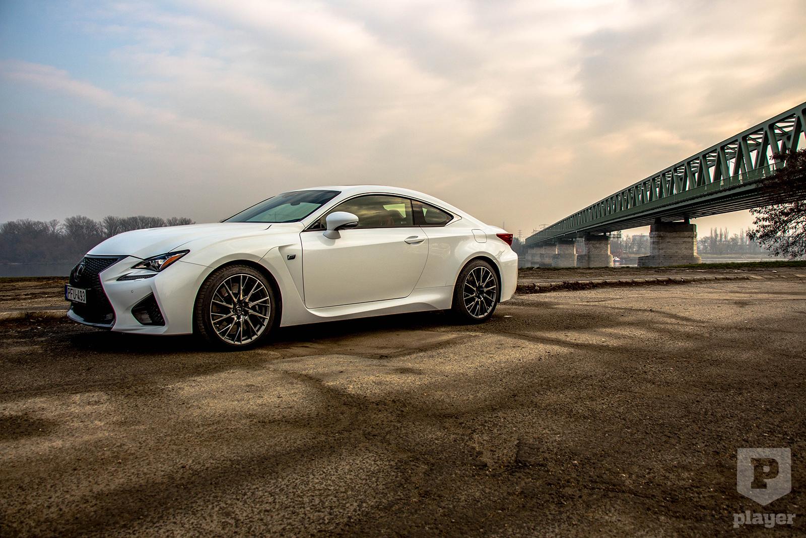 Lehet-e japán autót igazán szeretni  A LEXUS RC F elvarázsolt minket ... 6174605f62