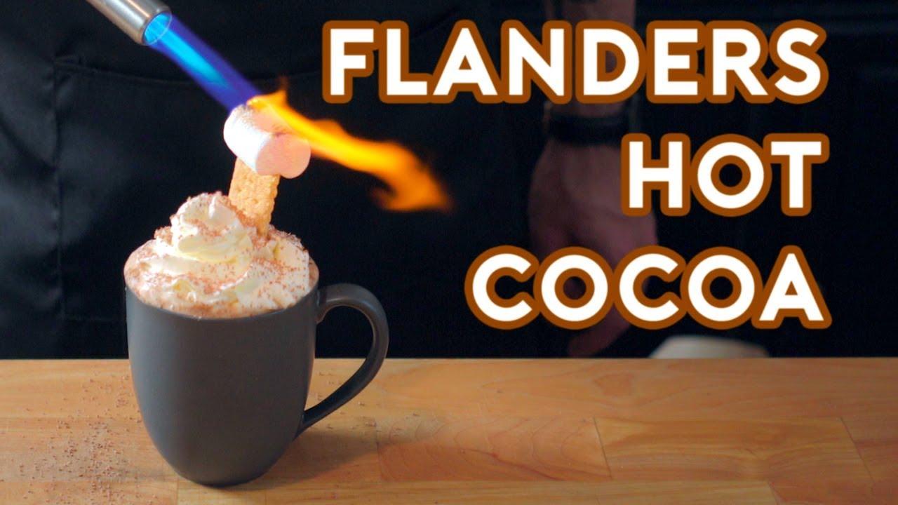 Így készítheted el otthon a Simpson-család leghíresebb forró csokiját