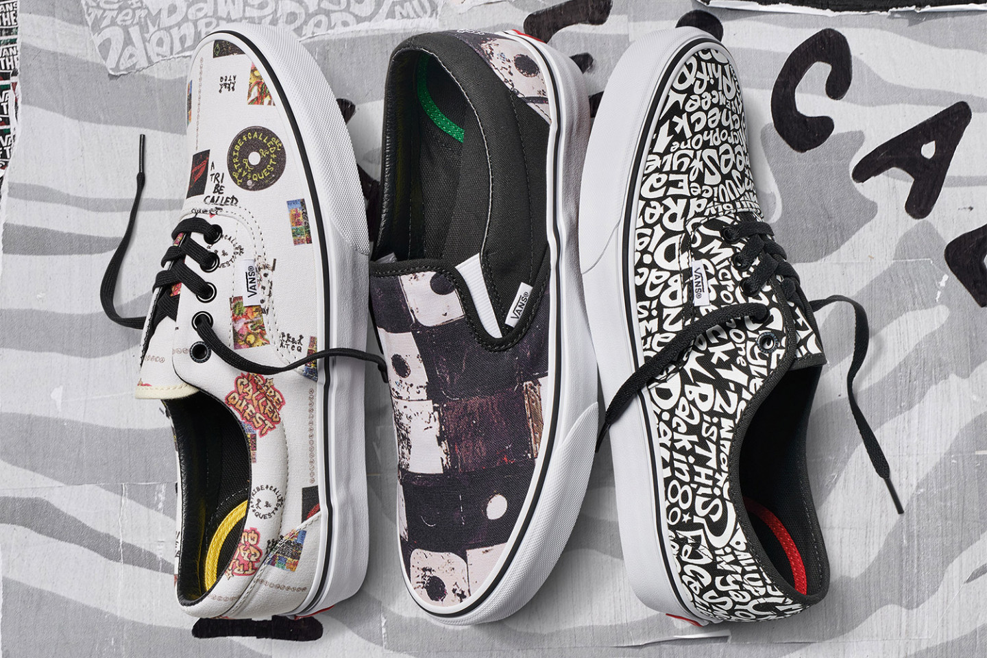 Vans Old Skool A Tribe Called Quest