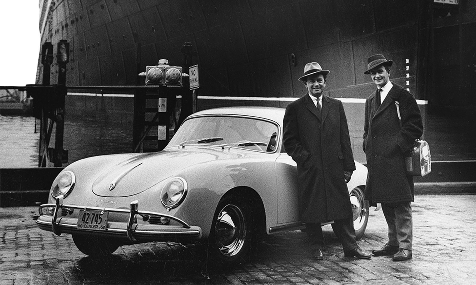 Amikor A Porscherol Is A Volkswagen Jut Eszedbe Az Online Ferfimagazin