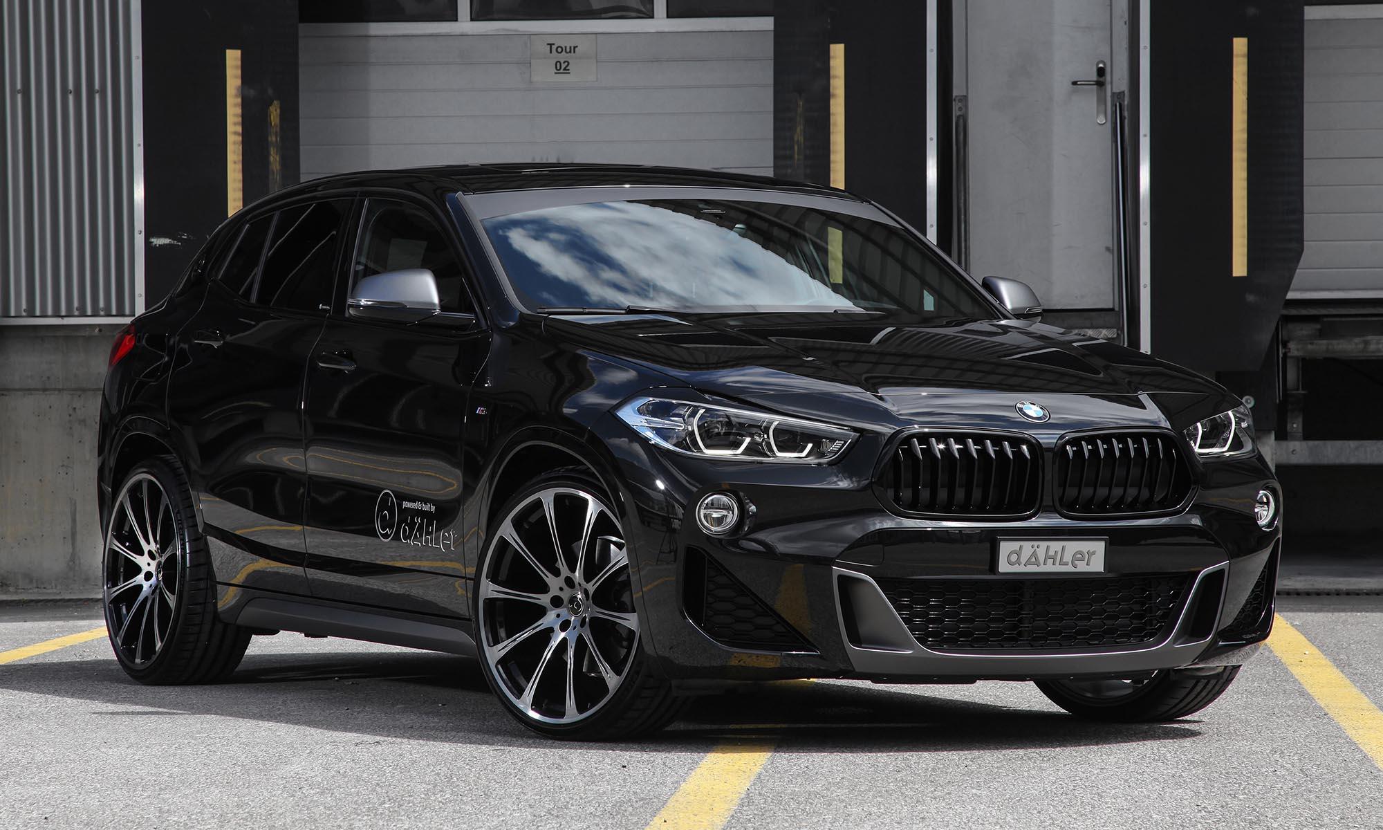 A legkisebb BMW kupéterepjárónak is jól áll a fekete | Az ...