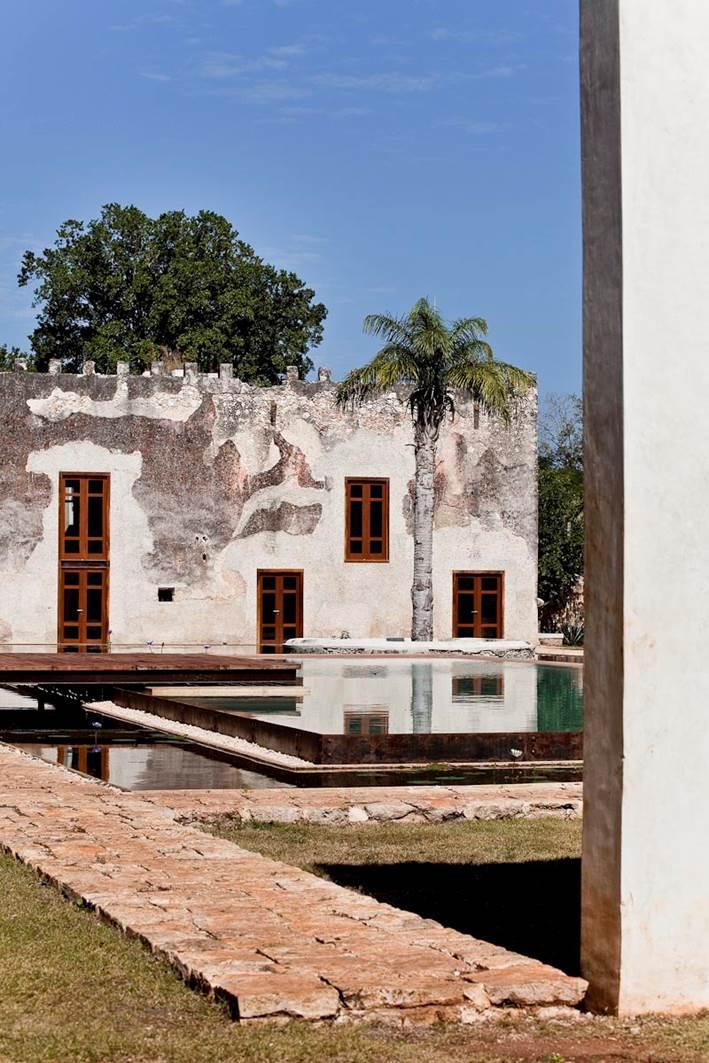 Mi a Hacienda építészet?