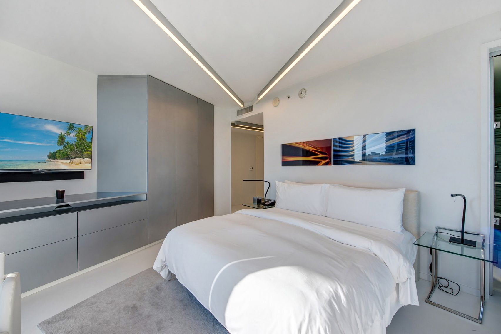 design, luxury, penthouse, american, miami, modern, zaha hadi, beach, architect, villa, billionaire, house, usa, bedroom