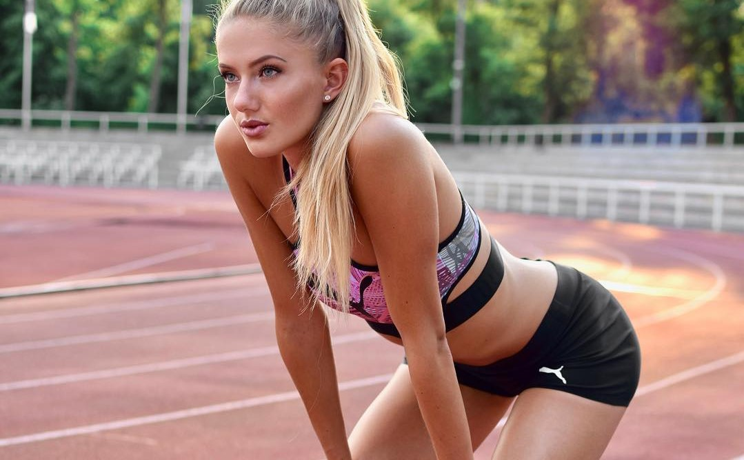 Non nude sports girls sexy — 13