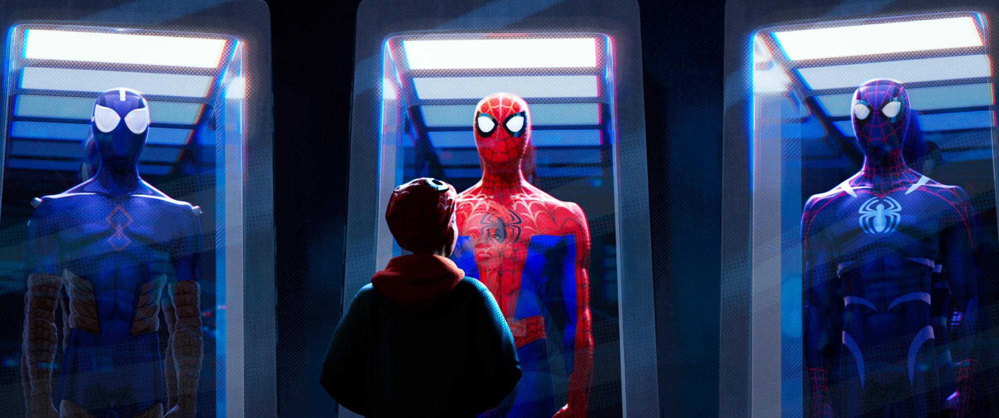 9e10f2aa64 Ez a Pókember-film majdnem mindennel szembemegy, amit eddig bárki  elkövetett a moziban. Talán a legutóbbi Pókember: Hazatéréssel lehet  bizonyos értelemben ...