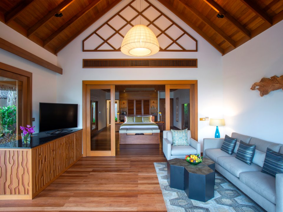 Hatodszor lett a világ legromantikusabb szállodája ez a Maldív ... 837dcaea43