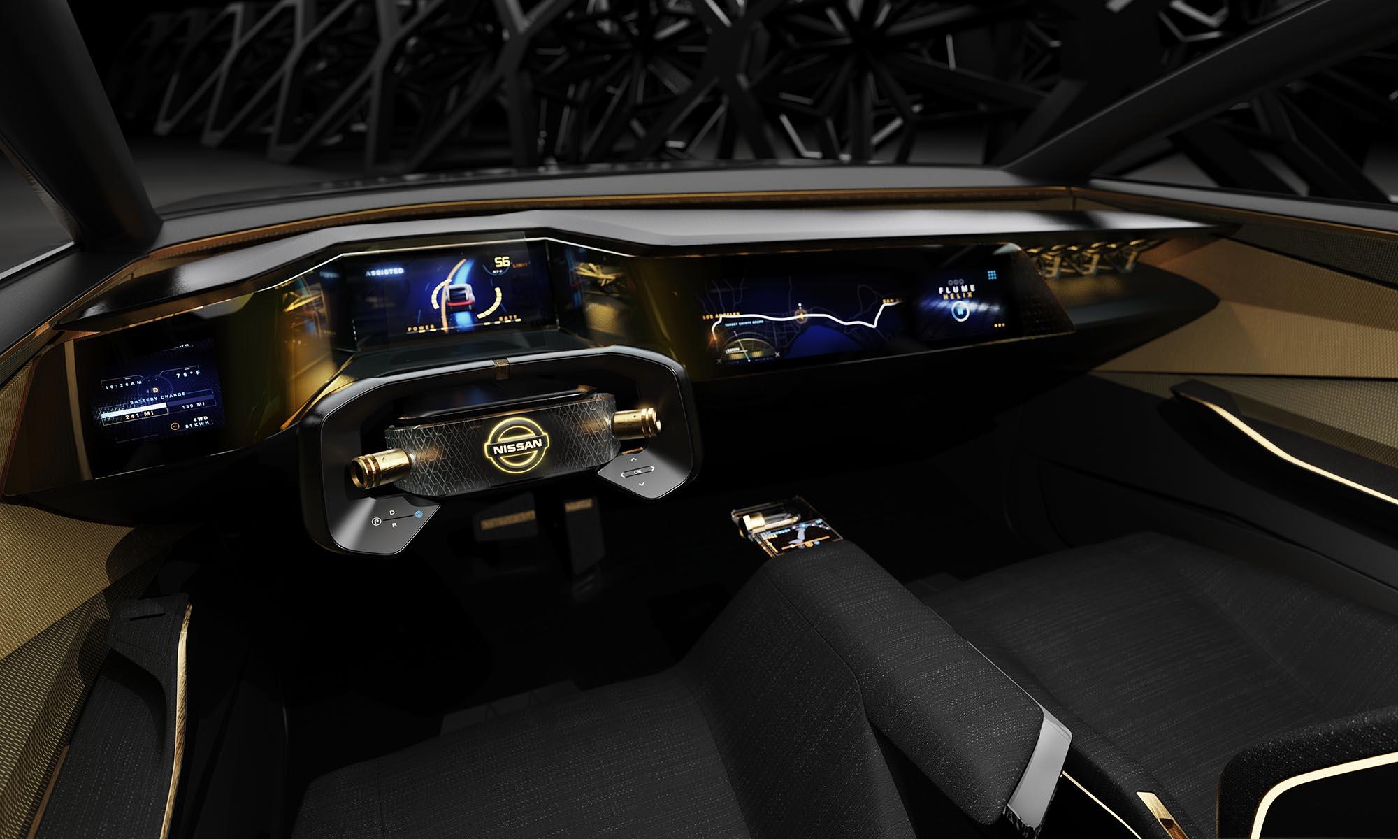 A méretén kívül a hajtásláncával is a Tesla ellenfelévé lépne elő a Nissan  újdonsága. a82bb56f1c