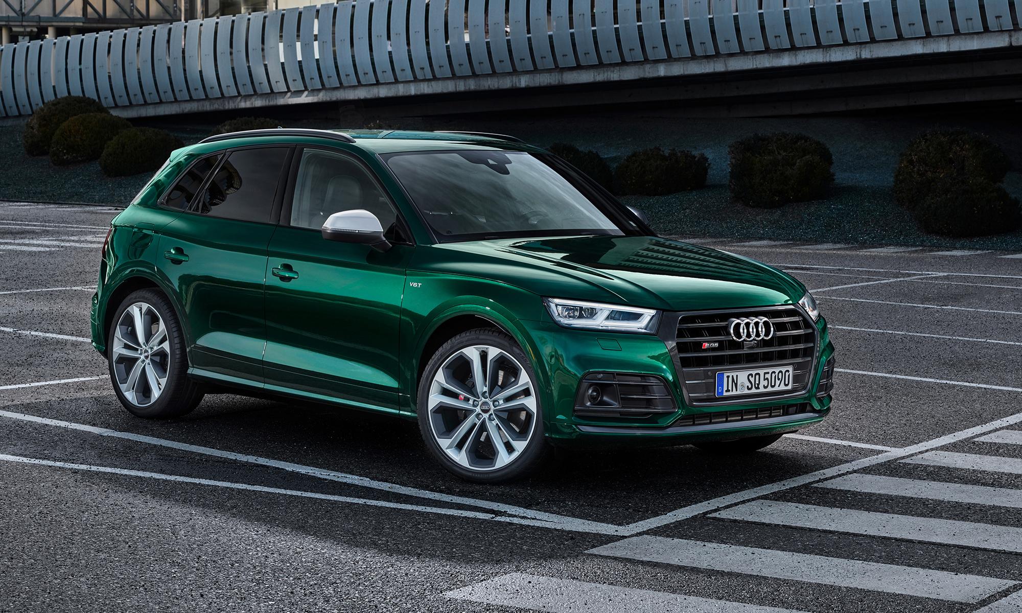 Hathengeres dízellel és hibriddel gyorsít az Audi SQ5