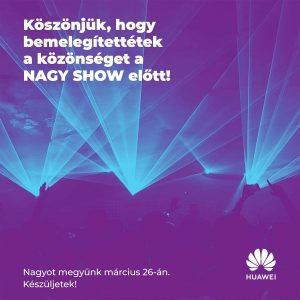 Keményen beszólt a Huawei a Samsungnak a Galaxy S10 bemutatója kapcsán