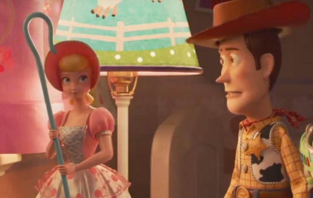 Kijött egy teljes jelenet a Toy Story 4-ből