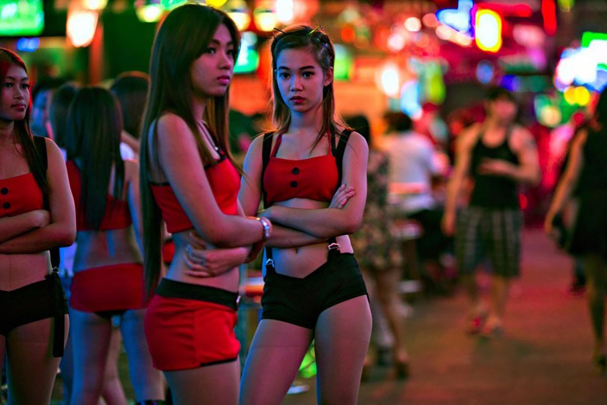 Thai hölgyek randi