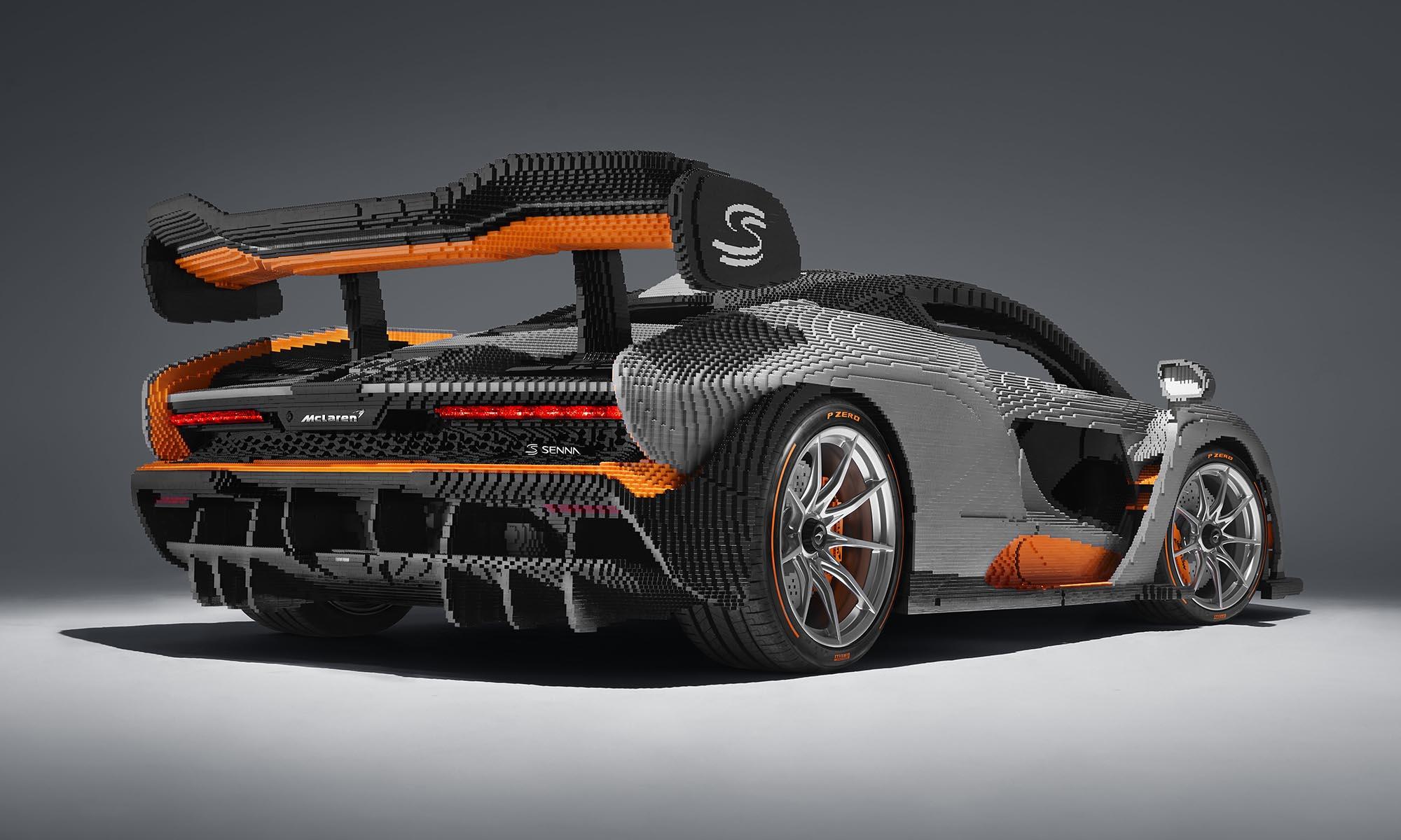 McLaren, Senna, car, auto, automotive, vehicle, luxury, highlife, lego, lego technic