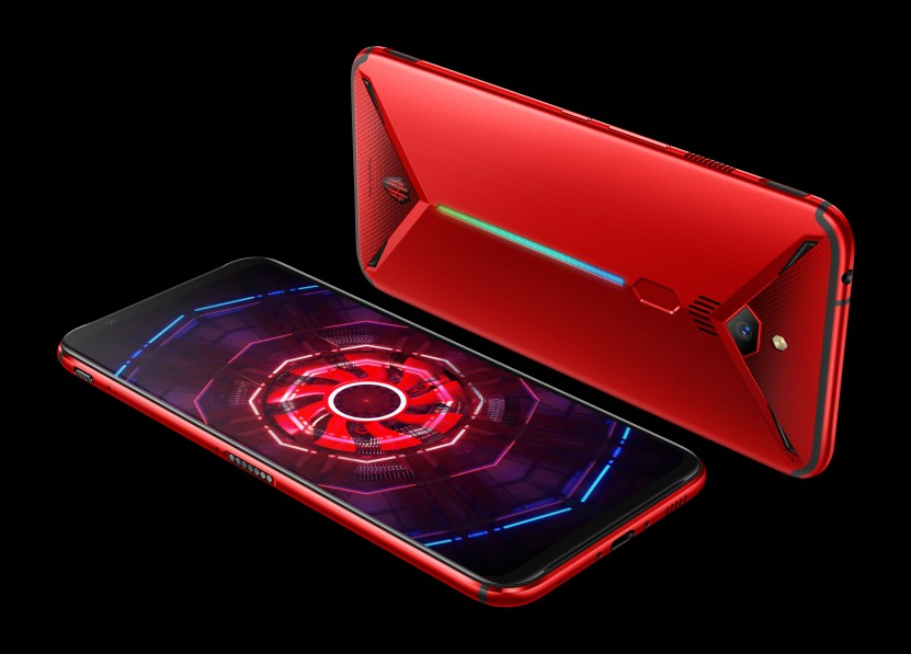 Nubia, Red Magic 3, smartphone, mobil, mobilphone, gaming phone, gamer, game, first impression, ZTE, Snapdragon 855 chip,