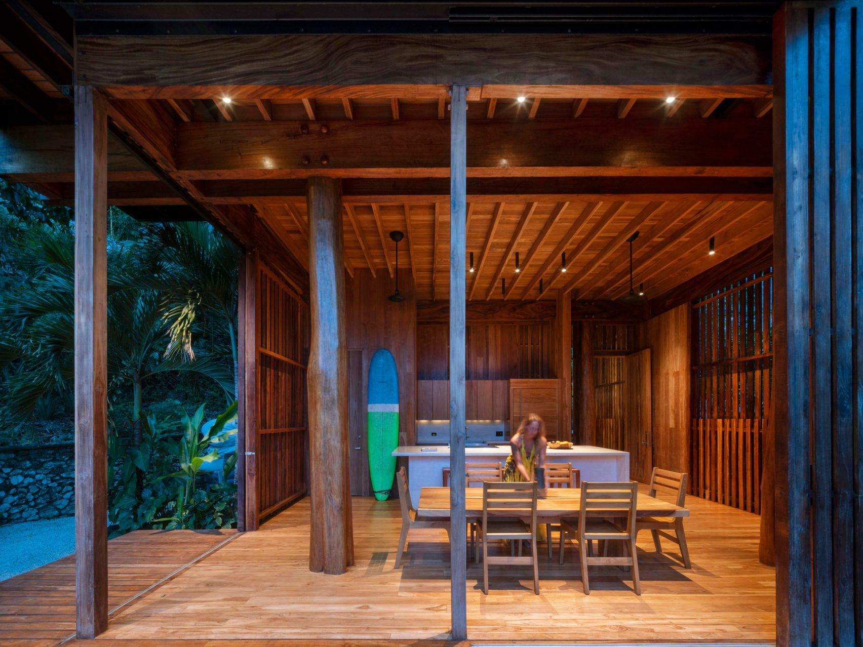 luxury, design, costa rica, caribbean sea, architecture, holiday, summer, travel, wooden house, home, relax, nature, landscape, chill out, beach, treehouse