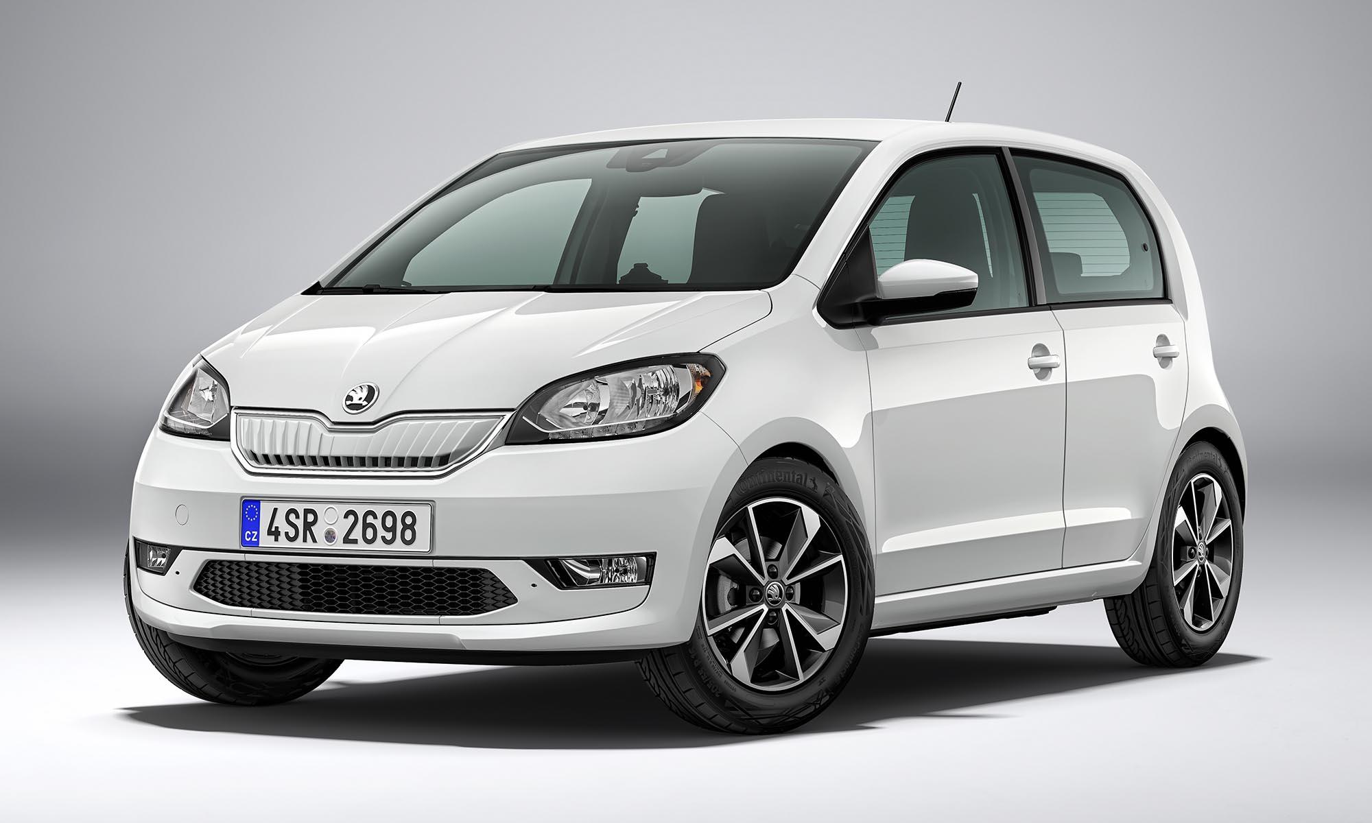 Nagyobb hatótávval jön a Škoda első elektromos autója