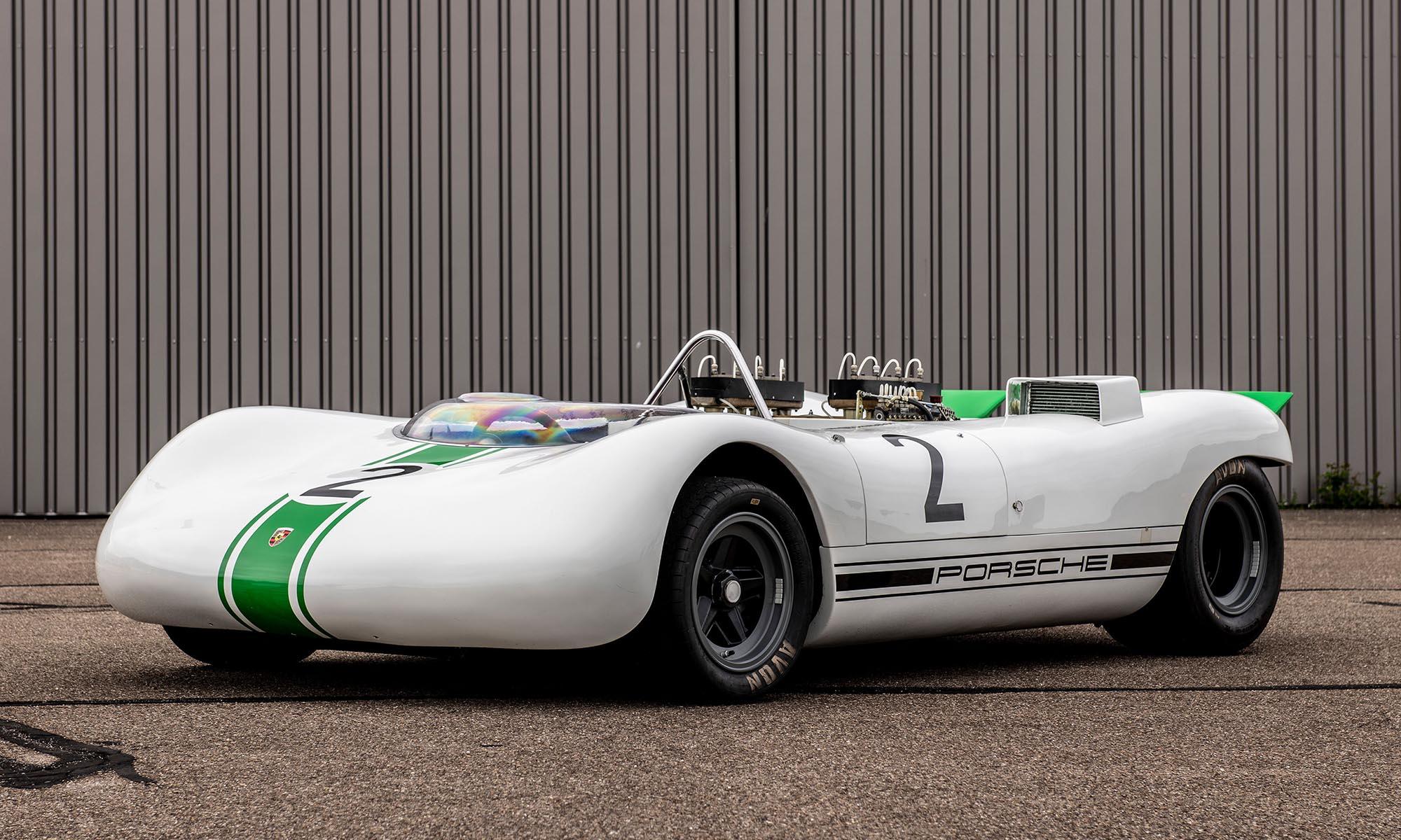 Az együléses Porsche Boxster, ami végül nem vált valóra