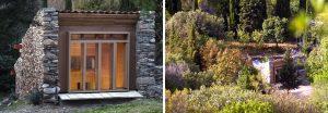 Műemlékértékű vízimalom maradványaira épült ez a francia vendégház