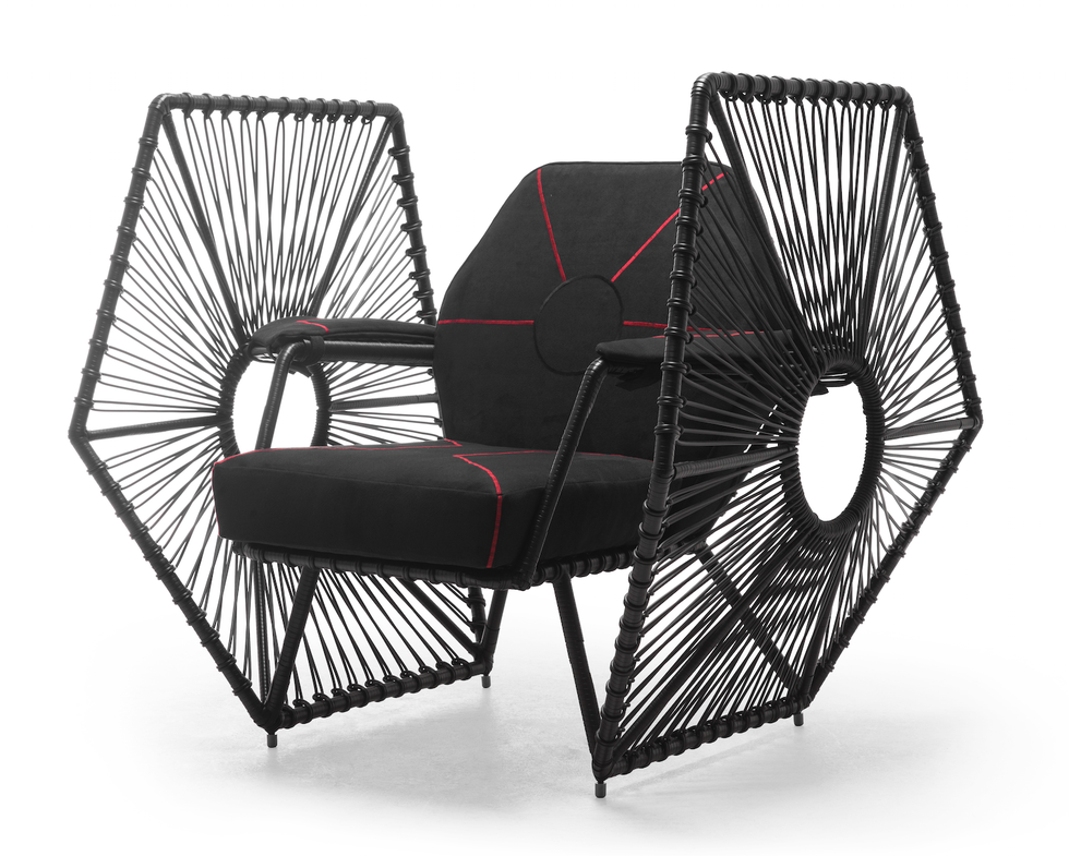Incredible The Star Wars Furniture Are Available In The U S Xit4U Creativecarmelina Interior Chair Design Creativecarmelinacom