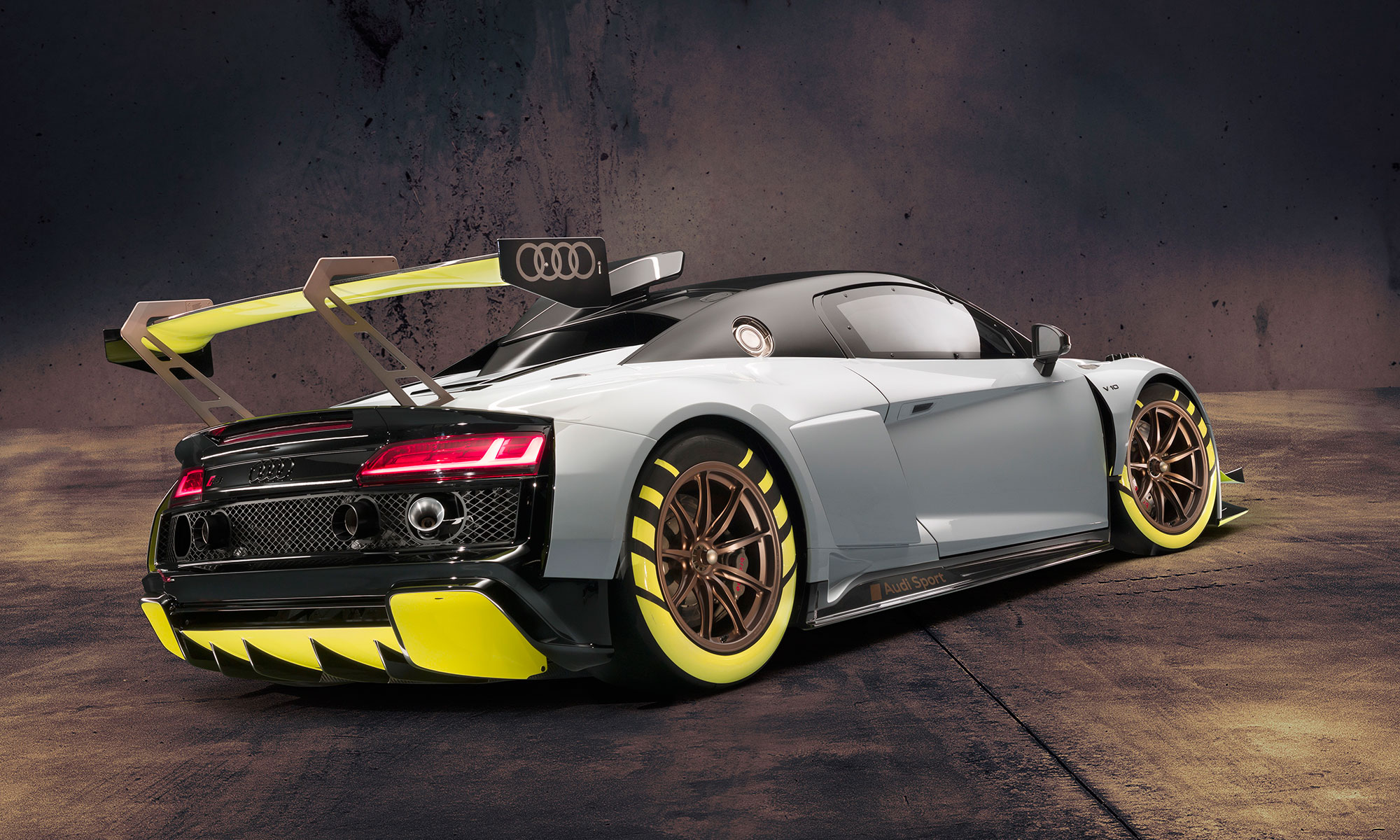2020 Audi R8 LMS GT2 Is A Wild Race Car With 630 ...