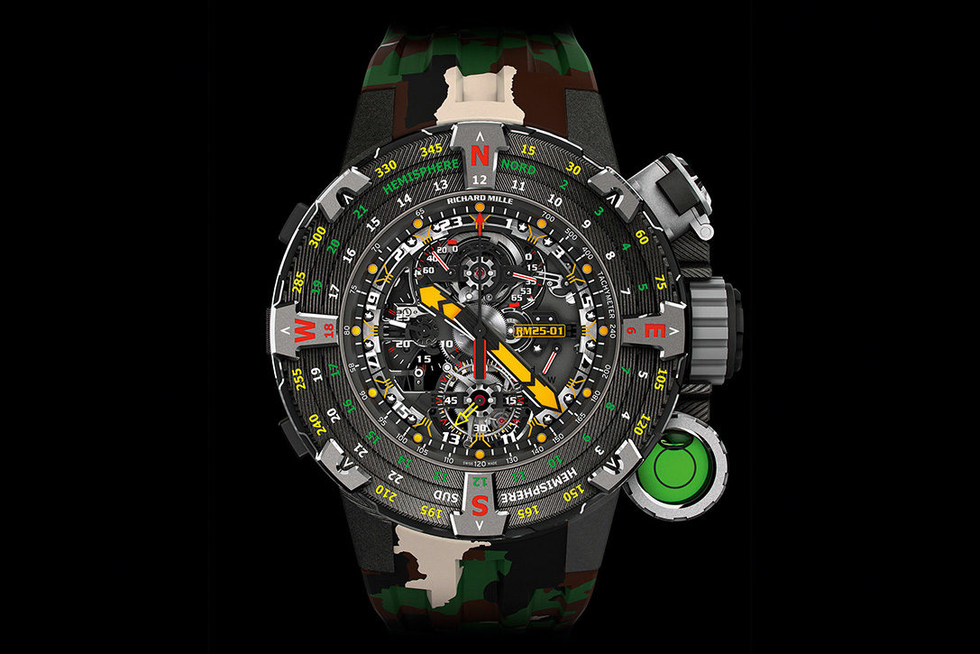 RM 25-01 Tourbillon Adventure Watch, Watch, Pharrell, celebrity, Richard Mille, Richard Mille watch, The Lion King premiere, the lion king, movie, premiere, red carpet, Meghan Markle, Beyoncé Knowles, Beyonce, Williams, Sylvester Stallone, youtube, video, top movie, best movie, 2019 movie, adventure, animation,