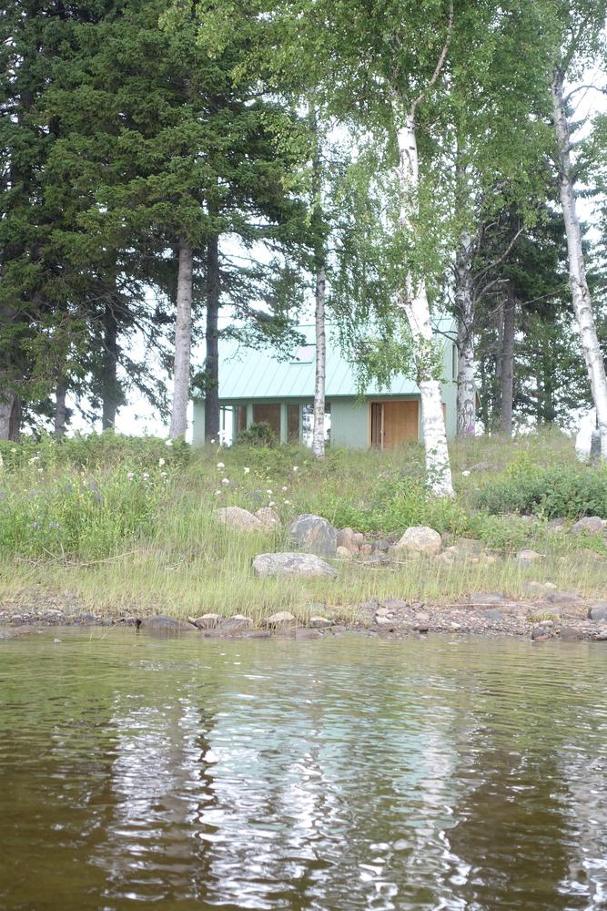 Ez a svéd ház az az egyszerű tervezés, amit csak szeretni lehet