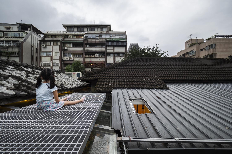 Vagányság, játékosság és meghittség forr össze ebben a modern tajvani házban