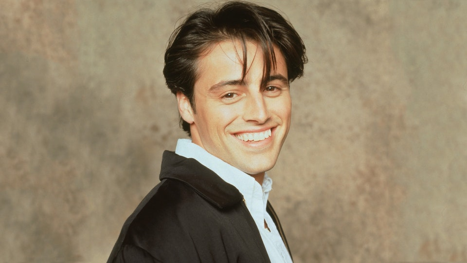 Tudtad, hogy a Jóbarátok Joey-ja régebben egy erotikus ...