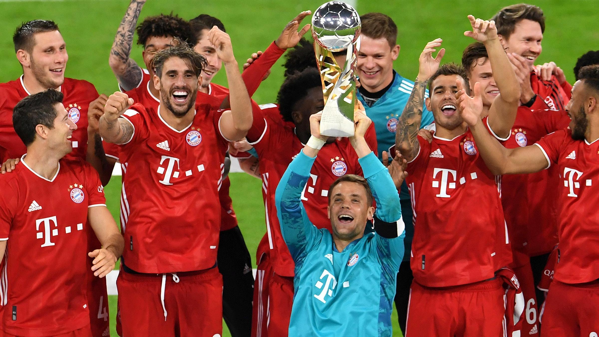 Piszok szerencsés góllal nyert újabb kupát a Bayern München | Az online férfimagazin