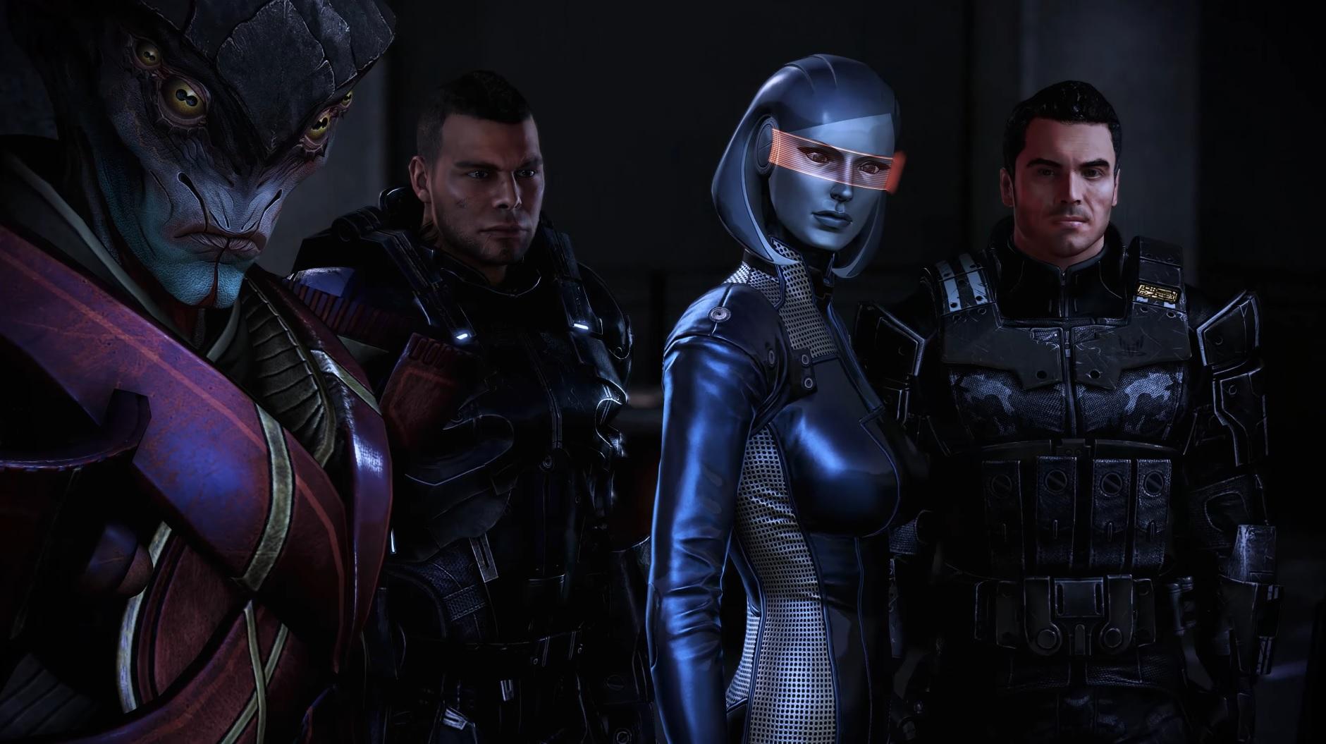 jugar Mass Effect Legendary Edition nos permite visitar viejos amigos jugar